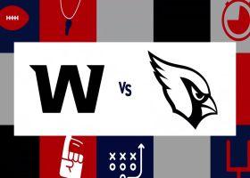 Washington-Cardinals Score Predictions in Week 2 | 'GameDay View'