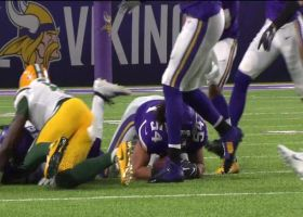 UCLA connection! Barr forces fumble, Kendricks recovers for Vikes