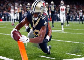 Brandt: Michael Thomas can 'absolutely' break his own single-season receptions record