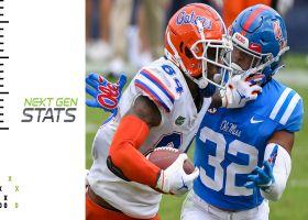 Next Gen Stats: Top 30 prospects by Draft Score