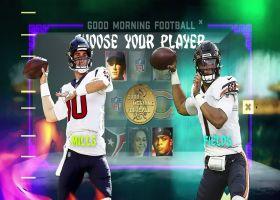 Davis Mills vs. Justin Fields: Who will have more impressive first NFL start?