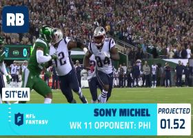 Michael Fabiano's fantasy starts and sits for Week 11