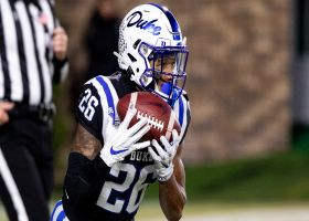 Jets select Michael Carter II with No. 154 pick in 2021 draft