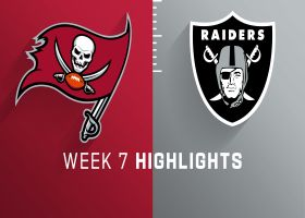 Buccaneers vs. Raiders highlights | Week 7