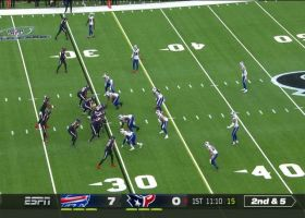 Duke Johnson trucks through Bills' secondary on strong 19-yard run