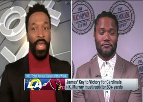 Mike Rob, James Jones offer two keys for Cards, Rams in Week 13