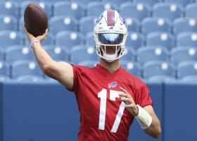 Marcas Grant's Top 5 fantasy QBs for 2021