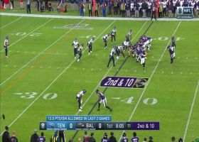 Top plays by Titans defense vs. Ravens | Divisional Round