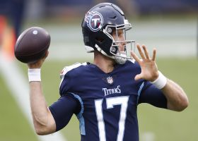 Tannehill finds Humphries open in Texans' secondary for 22-yard TD
