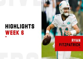 Ryan Fitzpatrick's best passes from 3-TD game | Week 6