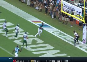 Keelan Cole shakes Jamal Adams with wicked route for TD