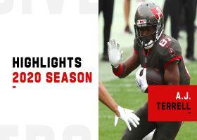 A.J. Terrell's best plays | 2020 season