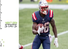 Next Gen Edge: Patriots RBs have found their lane
