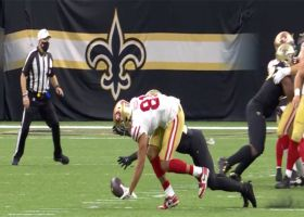 Can't-Miss Play: Jordan Reed makes IMPOSSIBLE catch centimeters above ground