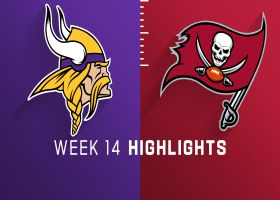 Vikings vs. Buccaneers highlights | Week 14