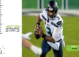 Next Gen Edge: Will Russell Wilson have time to cook vs. Giants?