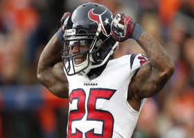 Houston Texans safety Kareem Jackson wins NFL Way To Play award for Week 15