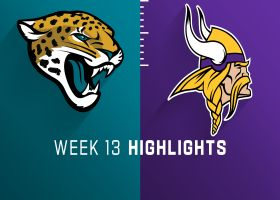 Jaguars vs. Vikings highlights | Week 13