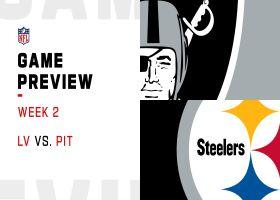 Raiders vs. Steelers preview | Week 2