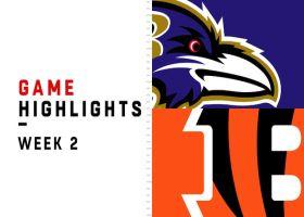 Ravens vs. Bengals highlights | Week 2