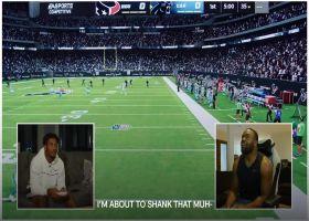 Jeremy Chinn vs. Mark Ingram | 'TNF' x 'Madden NFL 22' Game before the Game