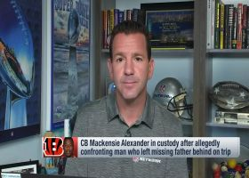 Rapoport: Mackensie Alexander in custody after confronting man who left missing father behind
