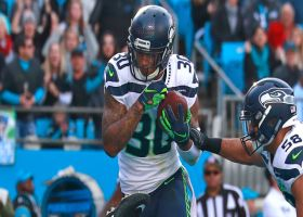 McDougald makes INCREDIBLE end-zone INT to deny Panthers points