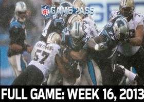 Full NFL Game: Saints vs. Panthers - Week 16, 2013 | NFL Game Pass