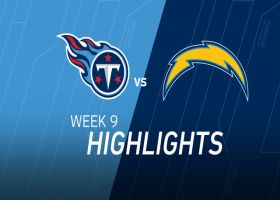 Titans vs. Chargers highlights | Week 9, 2016