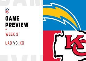 Chargers vs. Chiefs preview | Week 3