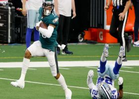 Can't-Miss Play: D-Jax torches Dallas for lightning-fast 81-YARD TD