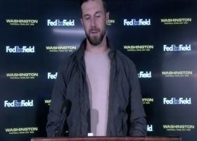 Alex Smith: It was a 'blessing' to jump into game action