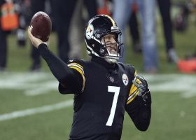 Burleson: Steelers need Big Ben in the 'best shape of his career' in 2021