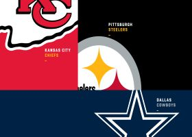 PFF's George Chahrouri projects win totals for Cowboys, Steelers, Chiefs