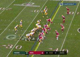 Every Davante Adams catch from 138-yard game   NFC Championship Game