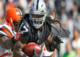 HUGE block sparks Dwayne Harris' 49-yard punt return