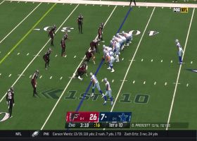 Prescott rips it to Gallup for 20-yard pickup