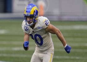 Garafolo: Rams hope Cooper Kupp could return for potential playoff game