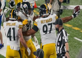 Can't-Miss Play: 295-pound Heyward ends N.Y.'s 19-play drive with end-zone INT