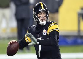 Garafolo: It'll be near impossible for Steelers to move on from Roethlisberger in 2021
