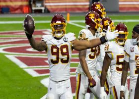 Top 10 Washington Football Team plays | 2020 season