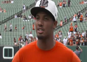 Tyler Boyd: 'The skies the limit' on Bengals' offense in 2021