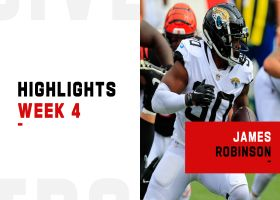 James Robinson's top highlights from 107-yard game | Week 4