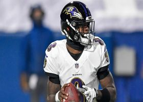 Garafolo: Harbaugh says it's a 'done deal' that Lamar Jackson will get paid