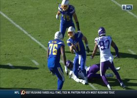 Philip Rivers makes it rain to Mike Williams for 39 yards