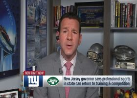 Rapoport, Pelissero explain when Jets, Giants could return to facilities