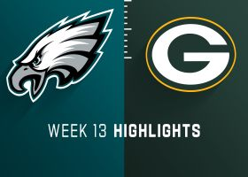 Eagles vs. Packers highlights | Week 13