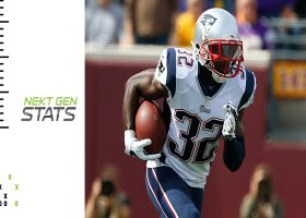 Next Gen Stats: Patriots' Top 5 plays at the quarter-season mark