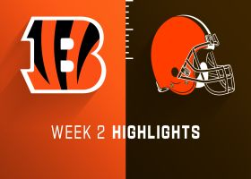 Bengals vs. Browns highlights | Week 2