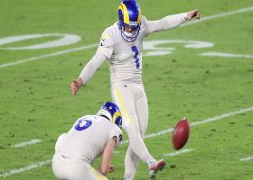 Matt Gay drills 40-yard FG to give Rams late lead over his old team
